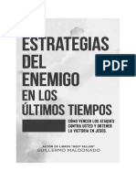 4 Estrategias Del Enemigo LB