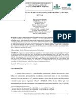 Analise Comparativa de Diferentes Espaçamentos No Cultivo Da Rúcula