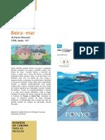 Ponyo a Beira Mar