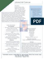 colon cancer summary  2