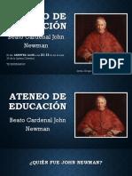 Ateneo de Educación Primer Encuentro