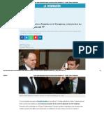 Daniel Lacalle Abandona a Casado y Renuncia a Su Acta de Diputado Del PP