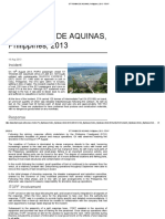 4. St Thomas de Aquinas, Philippines, 2013 - Itopf