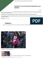 Cómo Nike Vende Empoderamiento en Sus Anuncios Pero Abandona a Sus Atletas Si Se Quedan Embarazadas