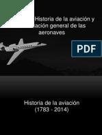 U1 R1 PClasificación de Las Aeronaves (1)