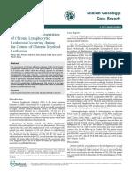 A Very Rare Case Presentationof Chronic Lymphocyticleukemia Occurring Duringthe Course of Chronic Myeloidleukemia 3Wzp