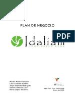 Plan de Negocio_Jardineria