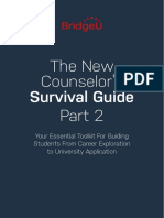 New Counselors Survival Guide 2