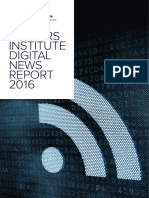 Digital News Report 2016
