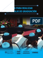 Guía Trabajo de Graduación 2013