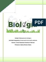 Unidad 4 Manipulación Biológica Actividad Integradora Conservación Del Medio Ambiente Bibliografia