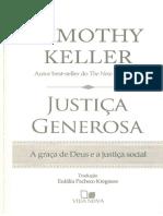Extrato Keller Justiça Generosa