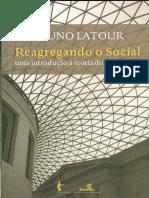 Latour Bruno-reagregando o Social