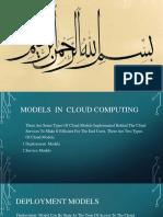 Cloud Computing Slides 4