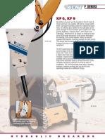 Skidloader Bobcat KF6 Hammer