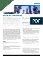 SmartPlant Import Assistant