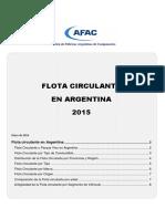 Informe Afac Flota Circulante 2015-Final
