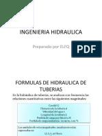 Clase 3 Ingenieria Hidraulica