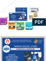 ISO 27000 Estandares de Seguridad -PREZI