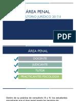 Introducción Área Penal 2017 - II
