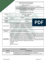 Informe Programa de Formación Complementaria MECANICA BASICA AUTOMOTRIZ (2)
