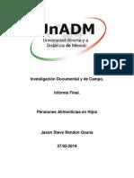 Informe Final Jason Steve Rendon Osuna