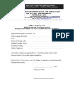 Form 6 Surat Pernyataan Disiplin Pns
