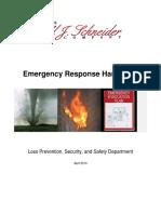 Embassy Emergency Plan