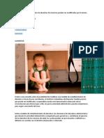 Medidas de restablecimiento de derechos de menores pueden ser modificadas por la misma autoridad.pdf