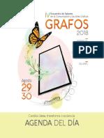 Agenda Encuentro de Saberes 2018 Web