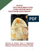 Oficio Pascual