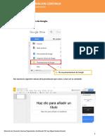 A Google Presentacion