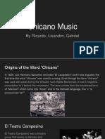 chicano music