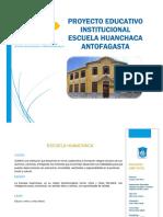 Reglamentos Huanchaca
