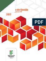 Relatório de Gestão TCU 2017 Final