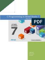 C Programming in Atmel Studio 7