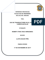 transductores bioelectronica