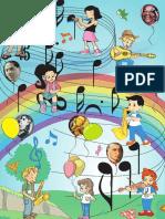Educacao Musical Ensino Fundamental Inicial 5o Ano Volume 1