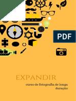 Expandir - Curso de Fotografia de Longa Duração