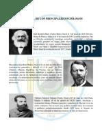 Bibliografía de Los Principales Sociólogos_2019