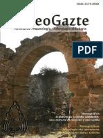 Revista de arqueologia Arqueogazte
