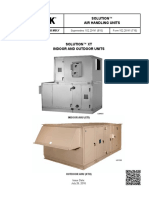 BE Solution Installation and Assembly Manual Air Handling Units PUBL 10220N1