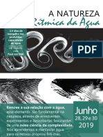 2019-A Natureza Ritmica Da Agua