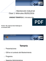 IMM240 Clase 01 Introduccion 0903.16