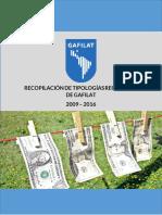 Recopilacion Tipologias GAFILAT 2010-2016