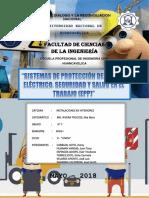 Sistemas de Protección Del Riesgo Eléctrico