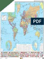 Mundo Mapa Politico Del Mundo