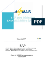 Curso Navegacao No Sap Easy Access da S4MAIS