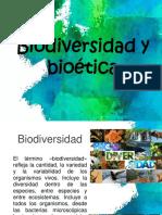 Biodiversidad y Bioetica
