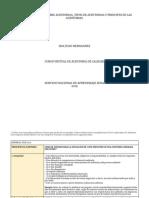 Informe Ejecutivo Sem 1